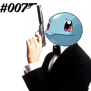 #007: The Man with the Water Gun