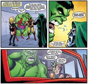 one does not simply oppose the Hulk
