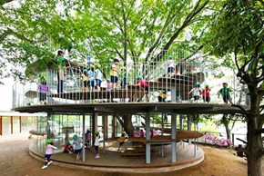 This is the Coolest Kindergarten Classroom Ever