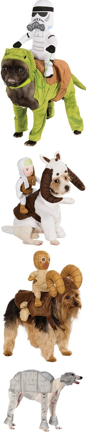Star Wars Costumes for Dogs
