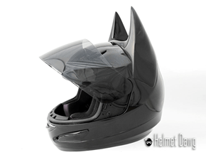 The Bat-Helmet Will Protect Your Dome