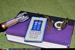 Let Your Imagination be Your TARDIS!