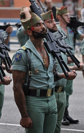 The Spanish Army Looks Fabulous