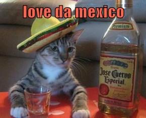 love da mexico