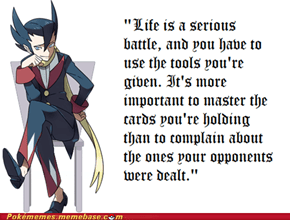 Wise Words from Grimsley