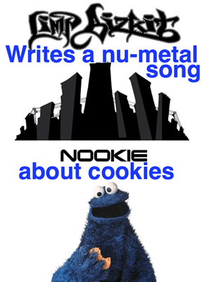 Another Band Influenced by Cookie Monster