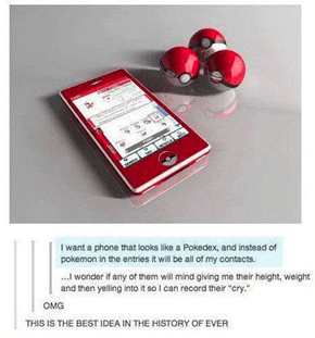 I Must Have This Phone