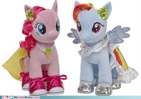 MLP:FiM Comes To Build A Bear Workshop!