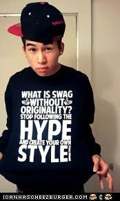 Swag? really?