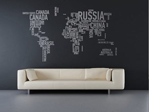 The Perfect Way to Add Some Geography to Your Home