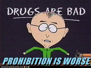 PROHIBITION IS WORSE