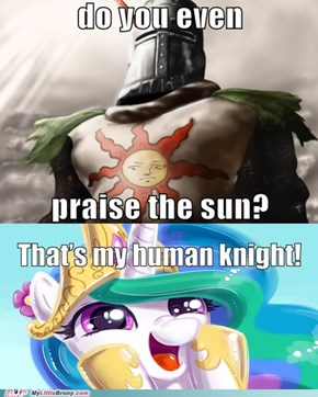 A Might Of Equestria (Elsewhere)