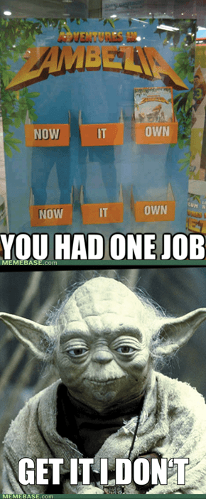 Re-Framed: Job One Had You