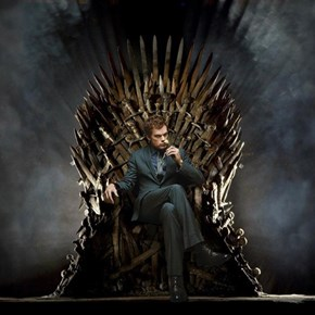 In the game of thrones, you either win or be wrapped in plastic, cut into pieces and be thrown at sea.