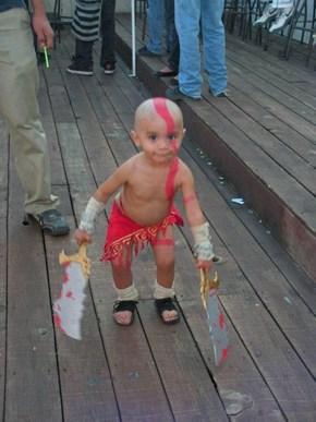 God of Playground War
