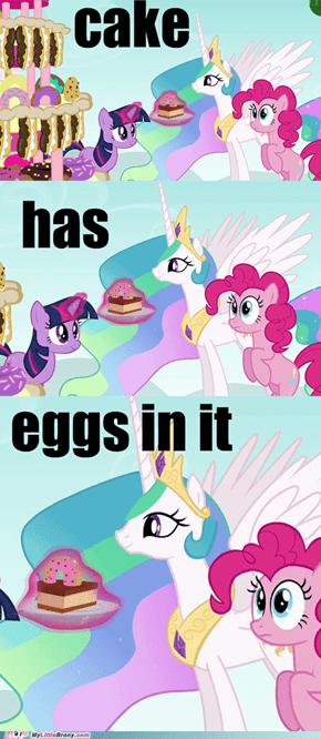 Ponies are Herbivores