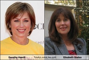 Dorothy Hamill Totally Looks Like Elisabeth Sladen