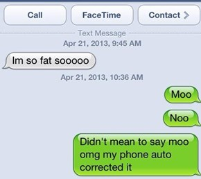 Freudian Moo