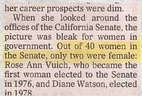So What Were the Other 38 Women?
