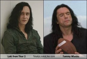 Loki from Thor 2 Totally Looks Like Tommy Wiseau