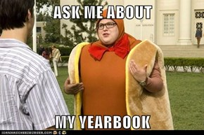 ASK ME ABOUT  MY YEARBOOK