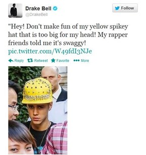 Drake Bieber, Ladies and Gentlemen