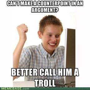 Internet arguing 101