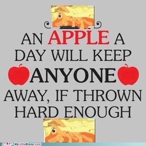 Apple Jack is best.