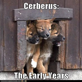 Cerberus:  The Early Years
