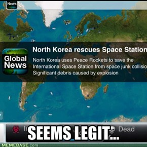 Plague Inc. Really Nailed This!