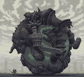 Katamari of the Colossus