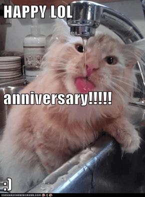 HAPPY LOL anniversary!!!!! :)