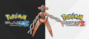 Get a Lv. 100 Deoxys on May 8!