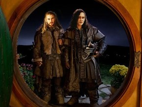 Thori and Loki