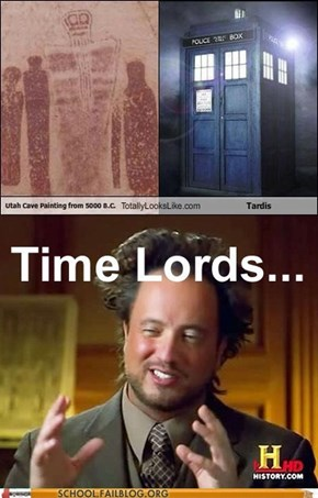 It Can Only Be the Doctor