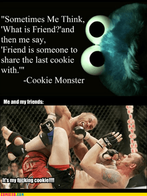 Friendship And Cookies