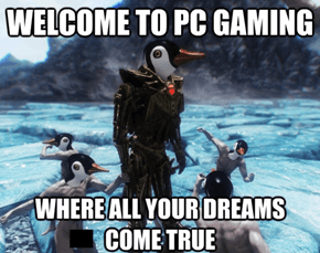 Come Join PC Master Race