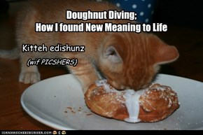 Doughnut Diving