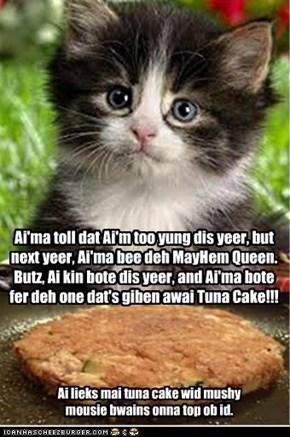 """Let 'em EAt Cake"""""""