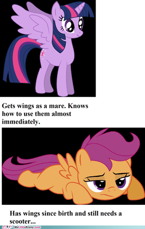 Get it Together, Scootaloo