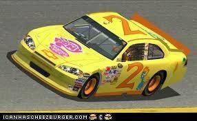 NASCAR SpitFire