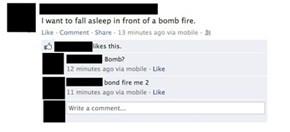 Bahn Fire? Baun Fire?