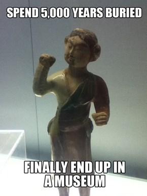 Success Statue