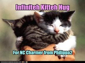 Infiniteh Kitteh Hug