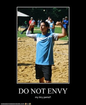 DO NOT ENVY