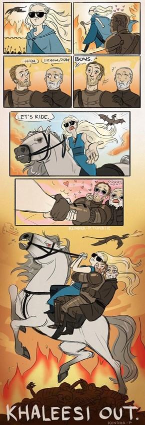 We <3 Khaleesi