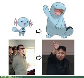 Kim Jong Evolution