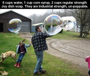Make Your Own Super-Bubbles
