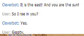 Oh, Cleverbot!