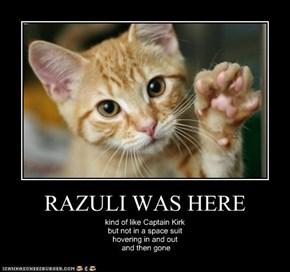 RAZULI WAS HERE